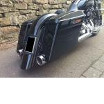 stretched Rearfender ab Bj.2009